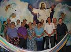 2004 Group at Bishop Gomez Home