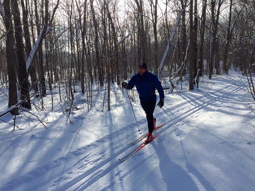 Knut Ronnevik on Roy's Run Saturday morning