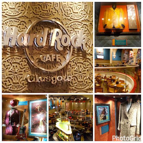 Hard Rock Cafe Glasgow, St Patrick's Day, burgers, Glasgow restaurant