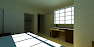 Back in my middle school days, I did a bit of 3d mapping (creating levels for games). One of the levels was actually a model of my house, and I decided to touch the model up a bit and feed it to my raytracer. This is a shot of my room (although the wide angle makes it look a lot bigger than it really is).