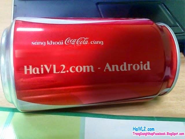 tải ứng dụng viết tên, in tên lên lon CocaCola cho điện thoại Android