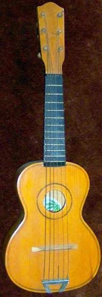 Lark Mini Guitar