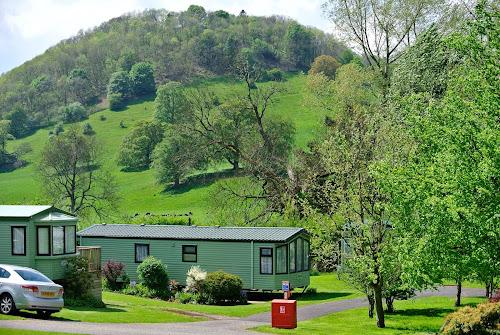 Waterfoot Caravan Park Penrith Cumbria Campsite