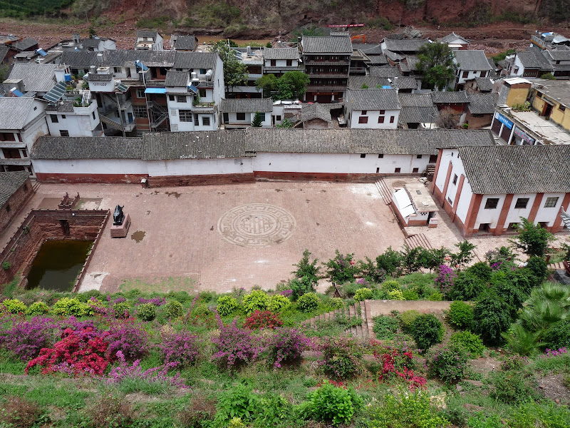 Chine . Yunnan   HEI JING  (ancienne capitale du sel) - P1260558.JPG