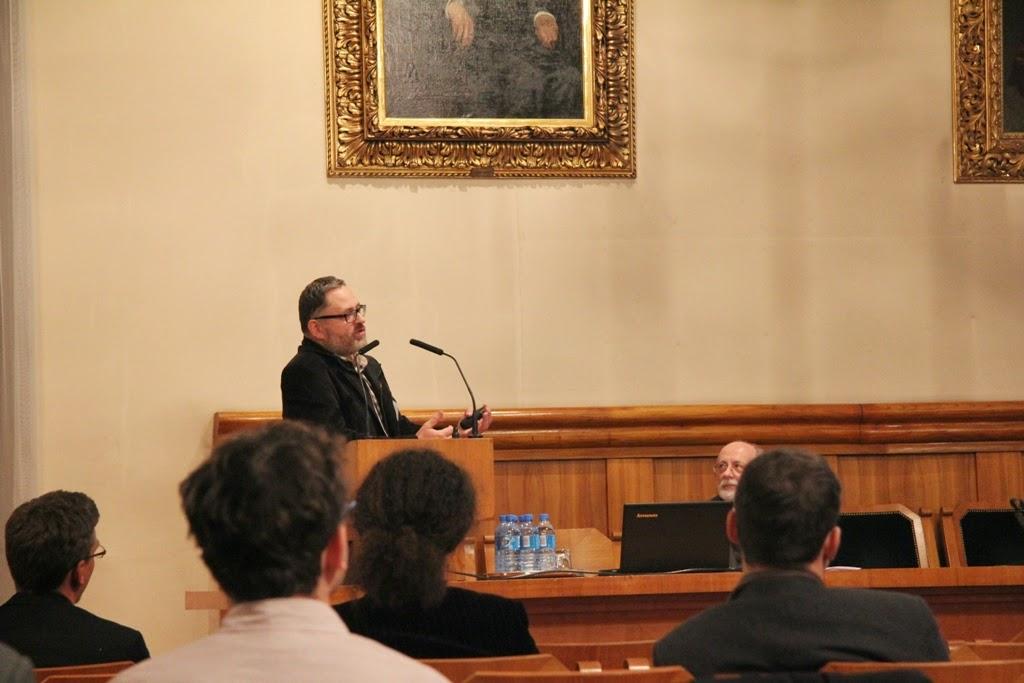 Konferencja Metody geofizyczne w archeologii polskiej (fot. J. Karmowski, K. Kiersnowski) - geof%2B%252842%2529.JPG