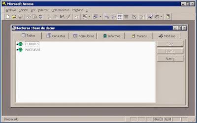 Base de datos Microsoft Access con tablas vinculadas, qué es una tabla vinculada en Access