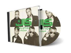 JLS – Evolution (Deluxe Edition)