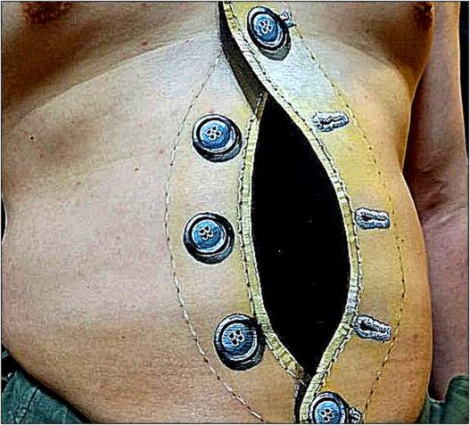 Body Art Special Body Modification Art
