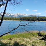 Laguna Verde, Reserva Nacional Coihayque, Chile