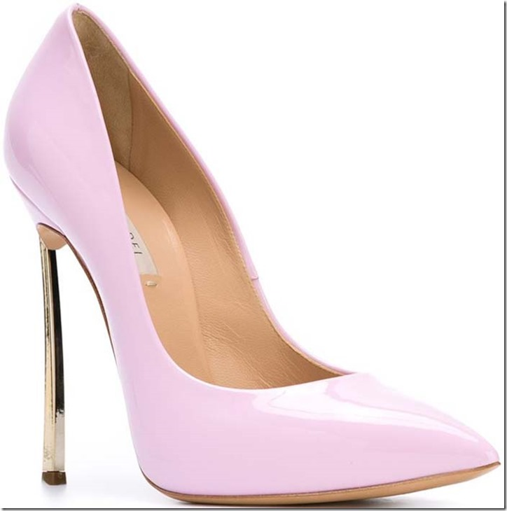 Casadei-Blade-Pumps-Pink-Gold-lady-gaga