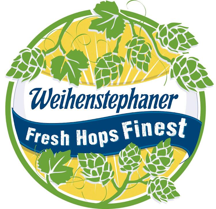 Logo of Weihenstephaner Fresh Hops Finest