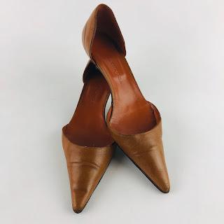 **CLEARANCE** Balenciaga d'Orsay Heels