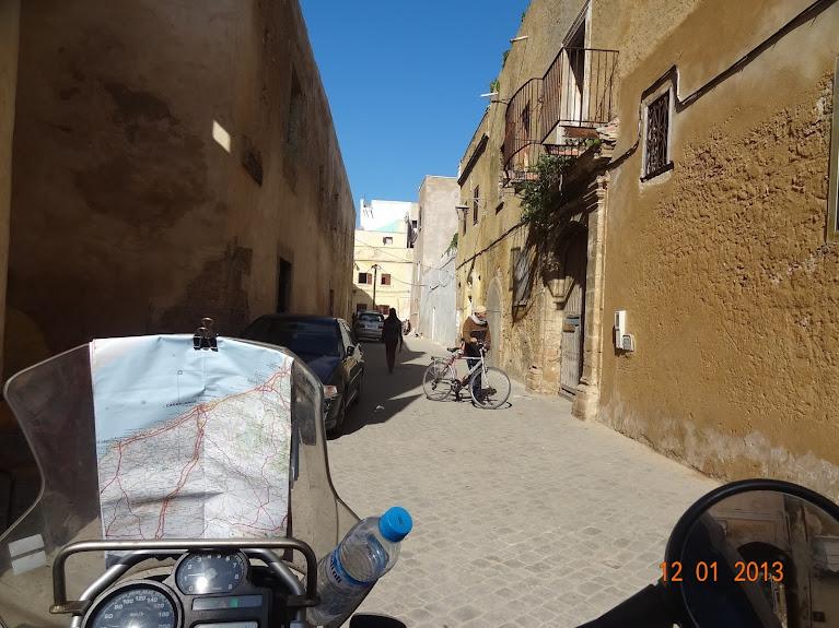 marrocos - Marrocos e Mauritãnia a Queimar Pneu e Gasolina DSC05401