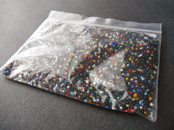 Culled Beads Before