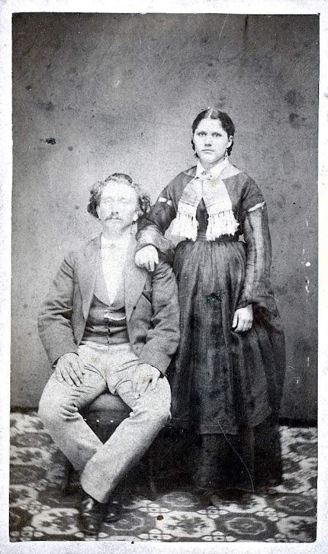 William and Agusta Boekman