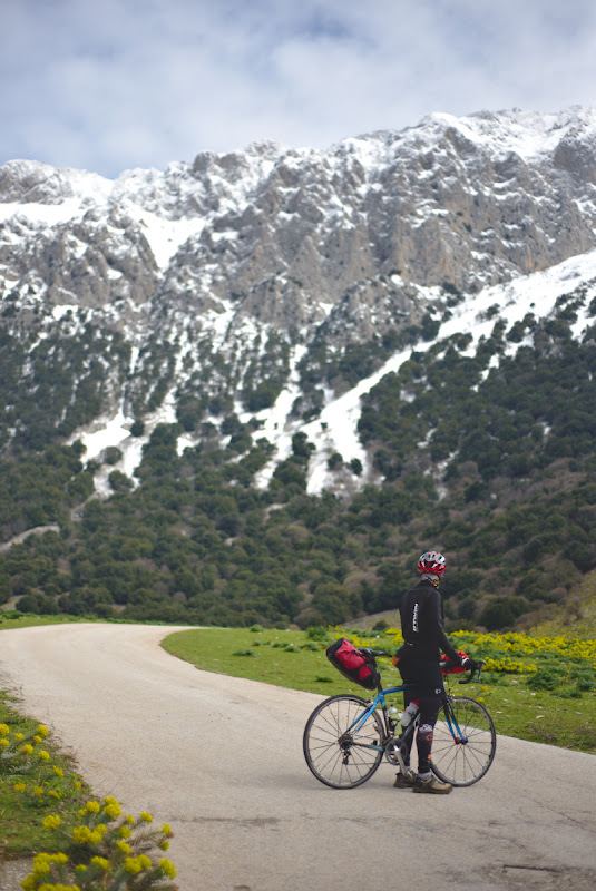 Intre primavara si iarna, in muntii Madonie.