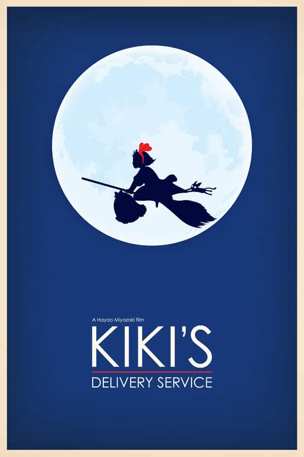 Kiki's Delivery Service Hindi Dubbed