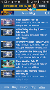 VNL Weather screenshot 2