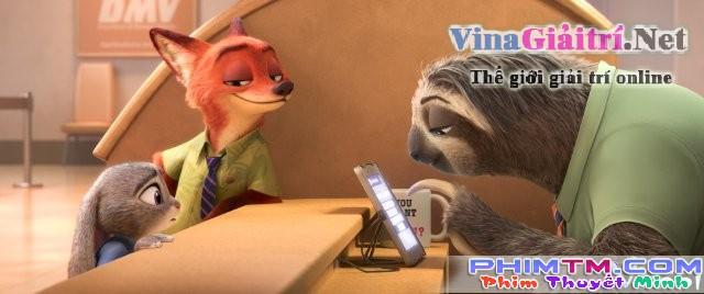 Xem Phim Phi Vụ Động Trời - Zootopia - phimtm.com - Ảnh 1