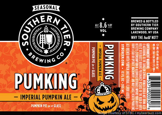 Southern Tier Pumking 2018