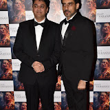 OIC - ENTSIMAGES.COM - Director Rajan Kumar Patel and Ashwath Bhatt at the  : Feast of Varanasi  UK film premiere during the London Asian Film Festival 5th March 2016 Photo Mobis Photos/OIC 0203 174 1069