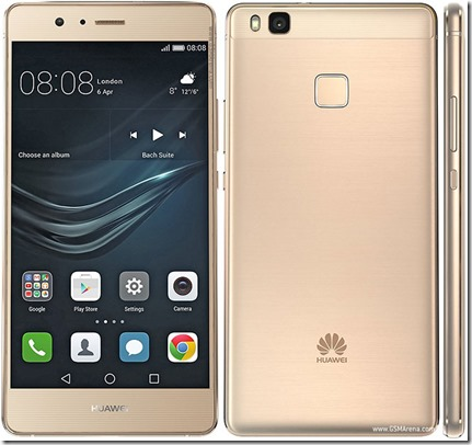 Huawei P9 Lite Bertenaga Prosesor Octa Core 2GHz