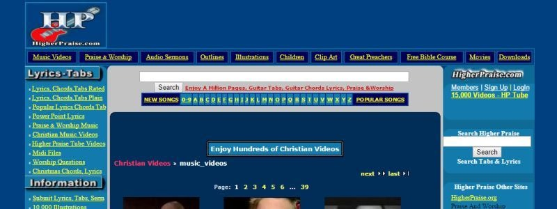 Guitar Chords and Lyrics for Worship Songs – 15 FREE Sites