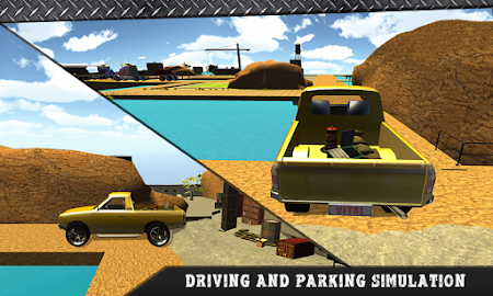 Truck Transporter Driving 3D 1.3 screenshot 70115