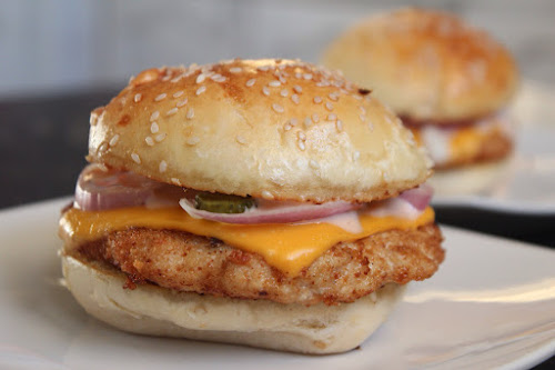 The Chicken Sandwich