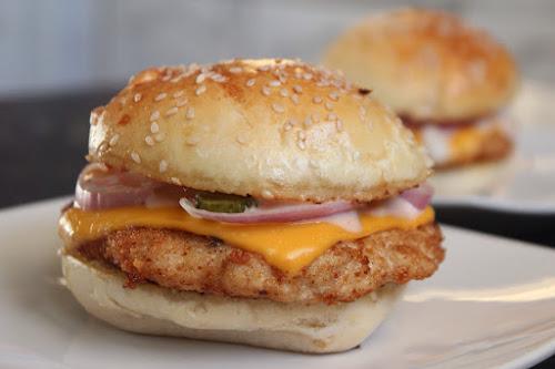 The Chicken Sandwich