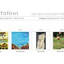 2010, Afi Nafissy, Diego Smaniotto, enbeauregard.com, Expo Juillet 2010, Marie-Christine Aubert, Marie-Odile Testard