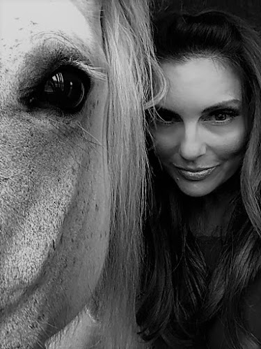 50 Plus 1 Shades of Grey by Christopher Estrada - Black & White Portraits & People ( horses, beauty, hair, smiles, eyes )