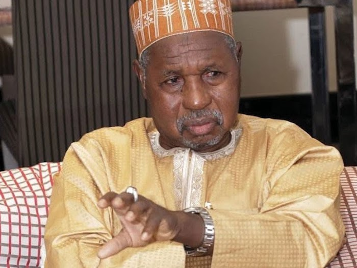 BREAKING!!! Synergize and criminality will end in Nigeria - Gov Masari tell Military, others