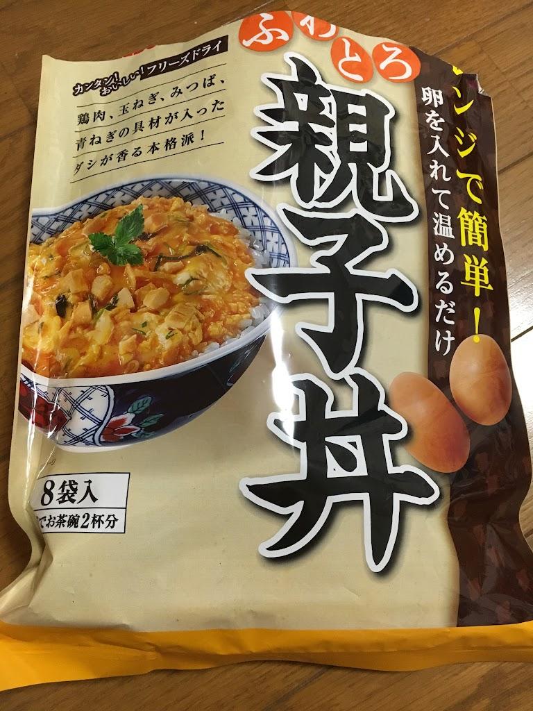 親子丼(インスタント)