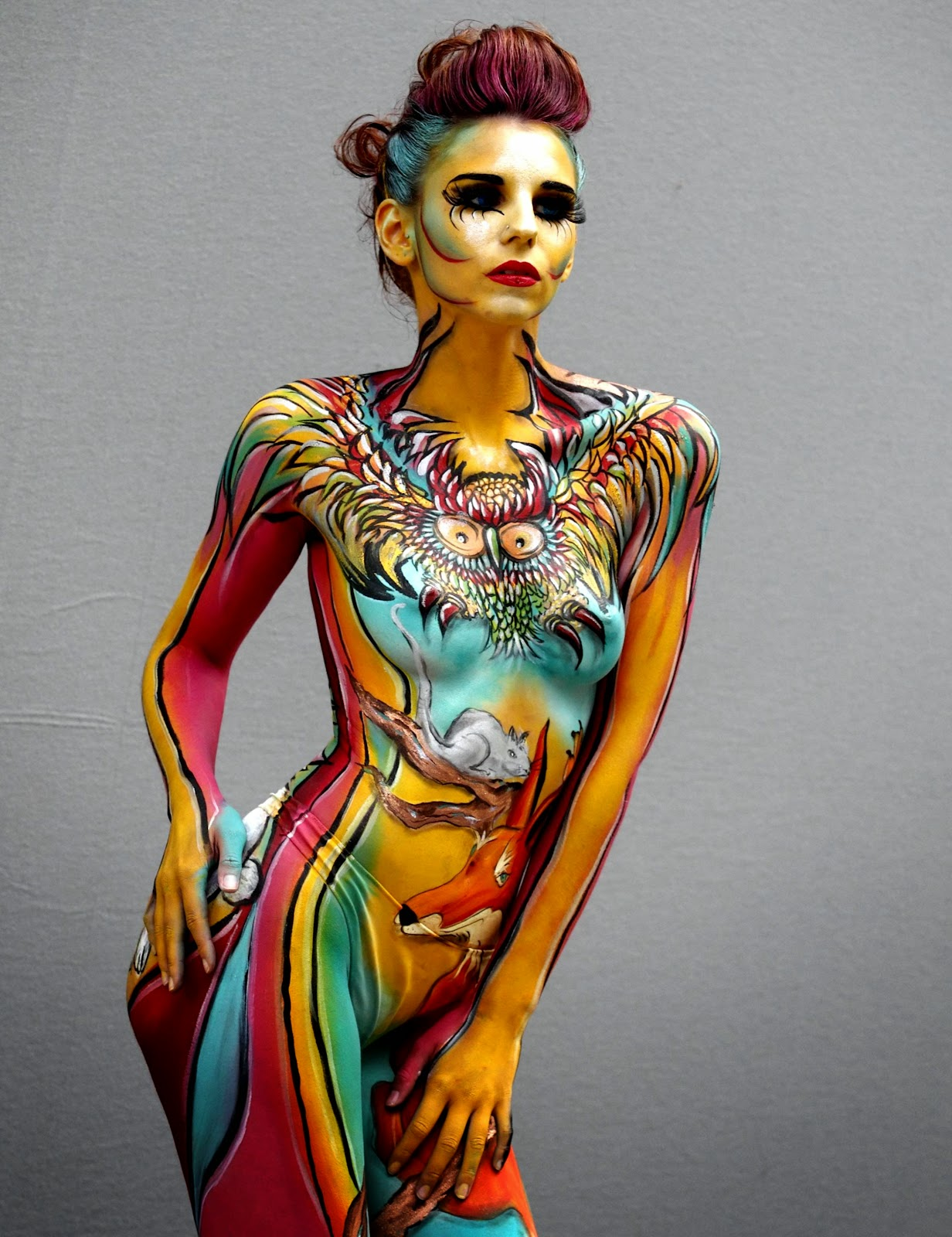 Body Art 3   Pictify   your social art network