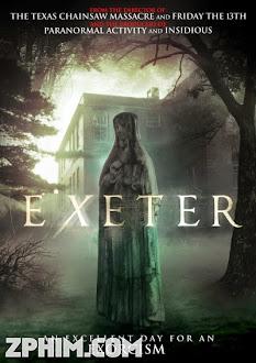 Giải Phóng Quỷ Dữ - Exeter (2015) Poster