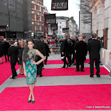 WWW.ENTSIMAGES.COM -   Dionne Bromfield   at      The Olivier Awards at Royal Opera House, Covent Garden, London, April 28th 2013                                               Photo Mobis Photos/OIC 0203 174 1069