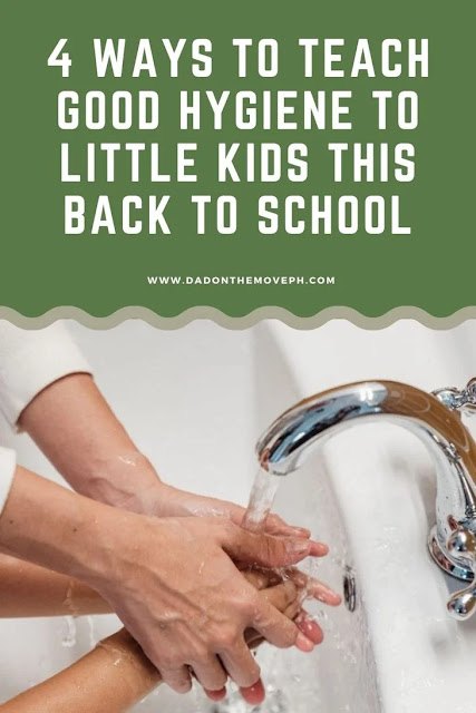 How to teach good hygiene to small kids