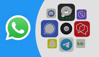 How to securely and privately chat, message, call anyone on internet. WhatsApp Alternatives privacy focused Apps You Can Use