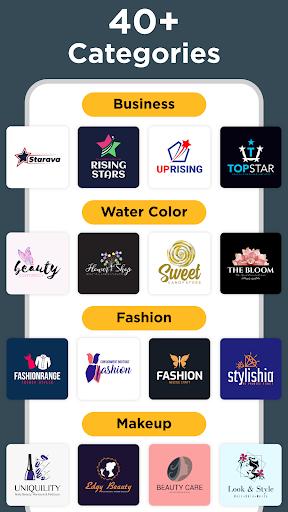 Logo Maker - Free Graphic Design & Logo Templates Apk 2