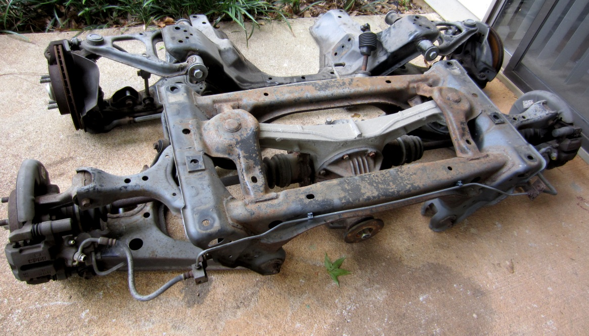 Mazda Miata Mx 5 Subframes And Other Parts Auburn Al 300