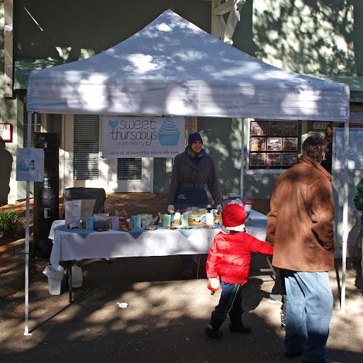 Sweet Thursdays cafe-Haile Farmers' Market