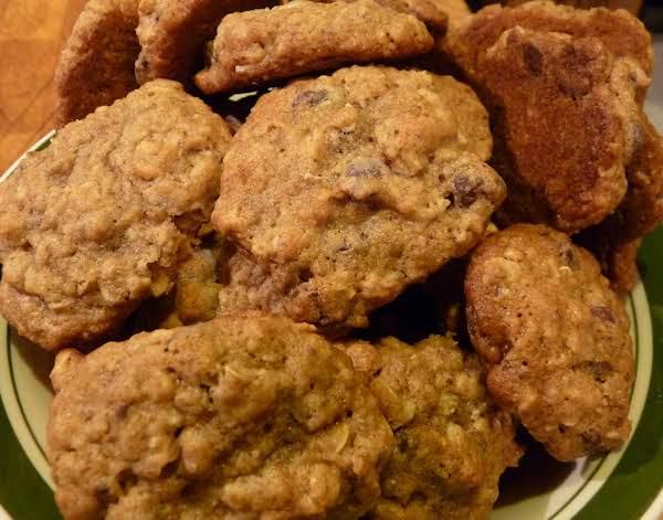 Granola-ish Cookies