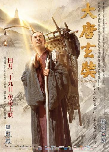 Da Tang Xuan Zang - Đại Đường Huyền Trang