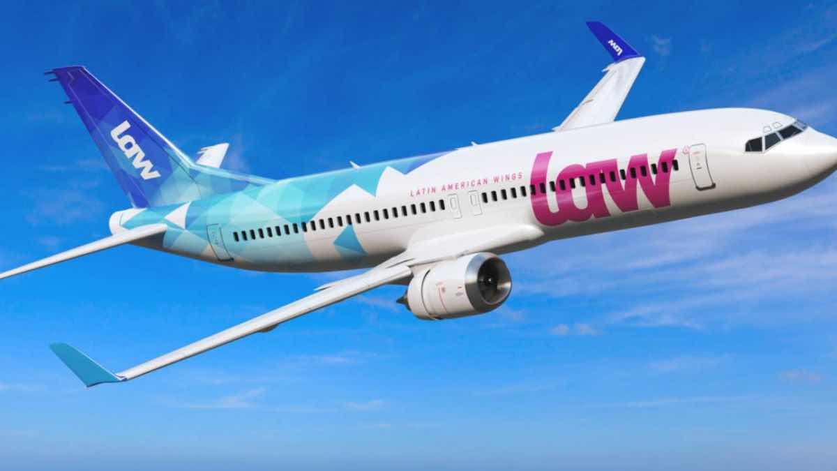 Aerolínea chilena LAW cancela todas sus operaciones