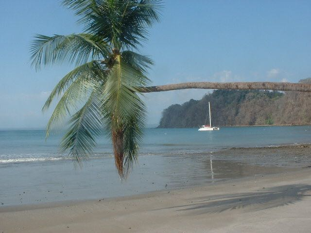 A secluded Costa Rica Beach. Ready to be an Expat? A life overseas is within your grasp.