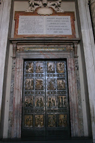 Jubilee door of St. Peter's Basilica
