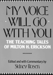 Cover of Milton Erickson's Book My Voice Will Go With You The Teaching Tales Of Milton Erickson