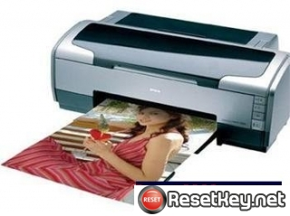 Epson PM-G5000 Waste Ink Counter Reset Key