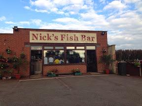 The chip diaries nick 39 s fish bar ashby de la zouch for Louisiana fish bar